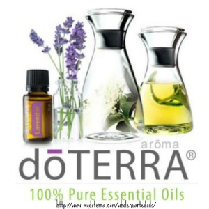 My doTERRA website
