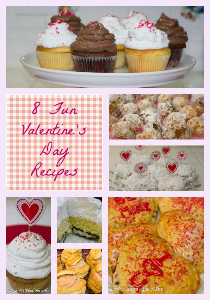 8 fun valentines day recipes