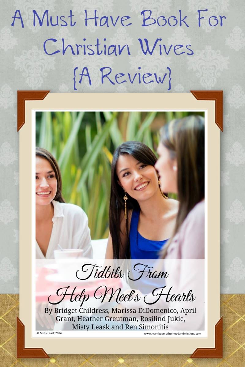 A Must Have Book for Christian Wives {Book Review}