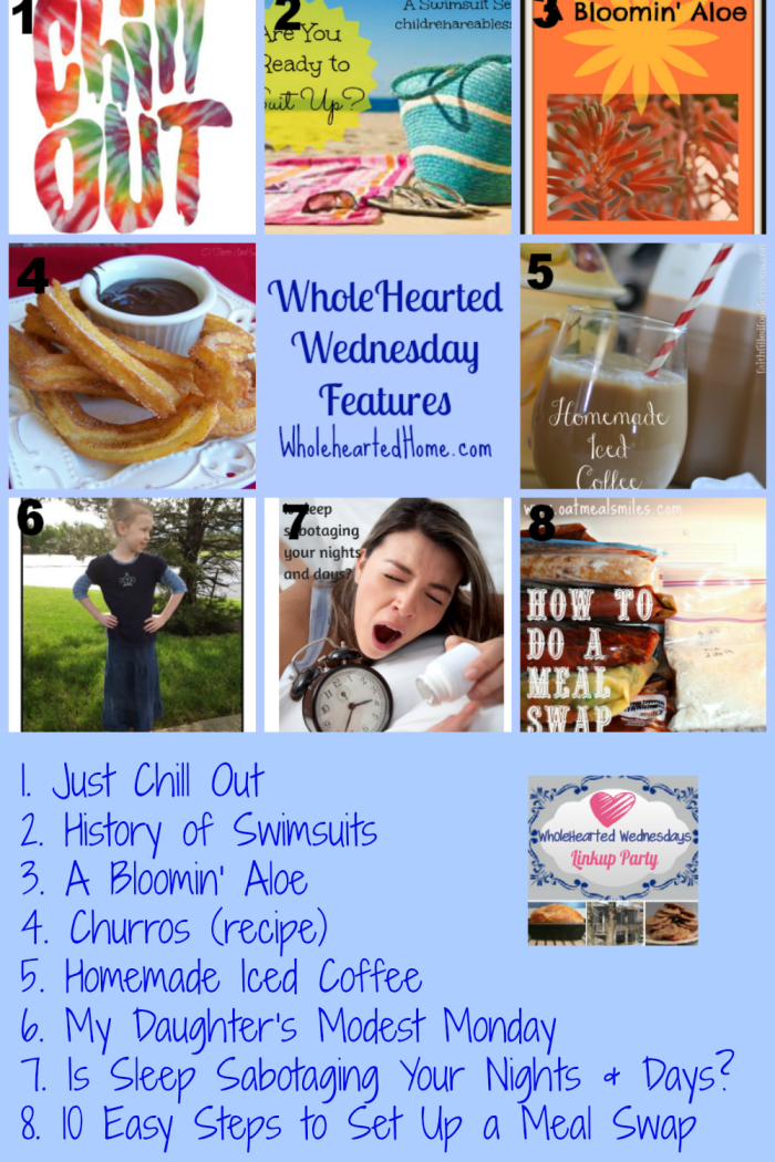 WholeHearted Wednesday Features + WholeHearted Wednesday #93 {WholeHearted Home}