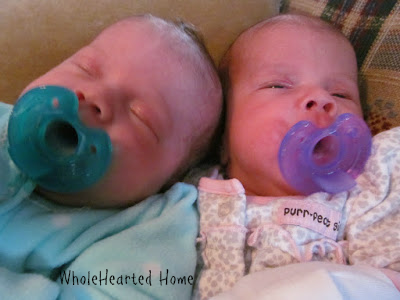 5 Habits Once You Have a Baby {WholeHearted Home} - Your baby is fearfully and wonderfully made. Enjoy each moment.
