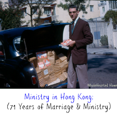 Ministry in Hong Kong