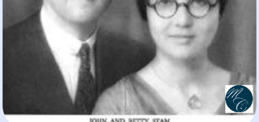 By Life Or By Death {John & Betty Stam, Part 1}