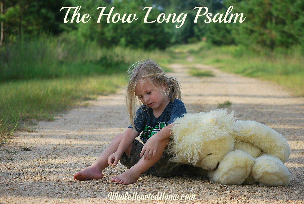 The How Long Psalm 3