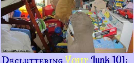 Decluttering Your Junk Where Do You Start
