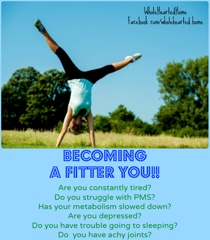 Becoming A Fitter You